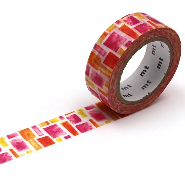 Masking Tape x Sou Sou - Sixties - 15 mm x 7 m - Photo n°1
