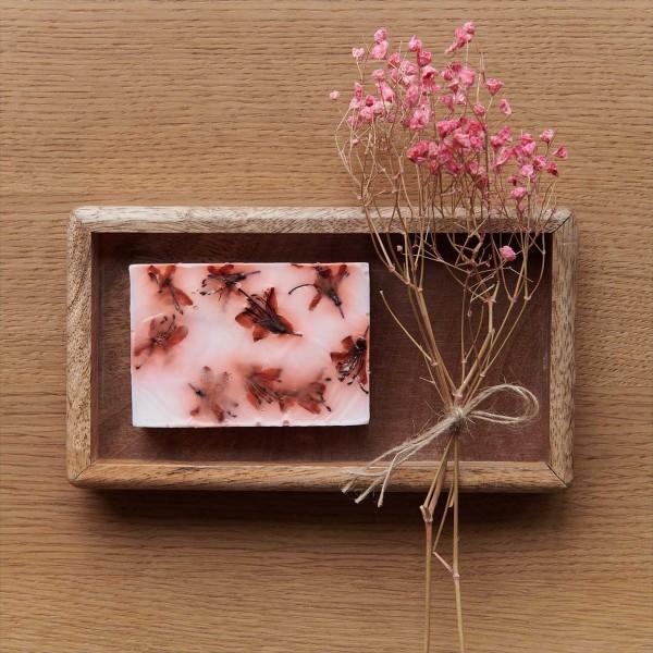 Fleurs pressées - Azalée - Ø 2 cm - 8 pcs - Photo n°2