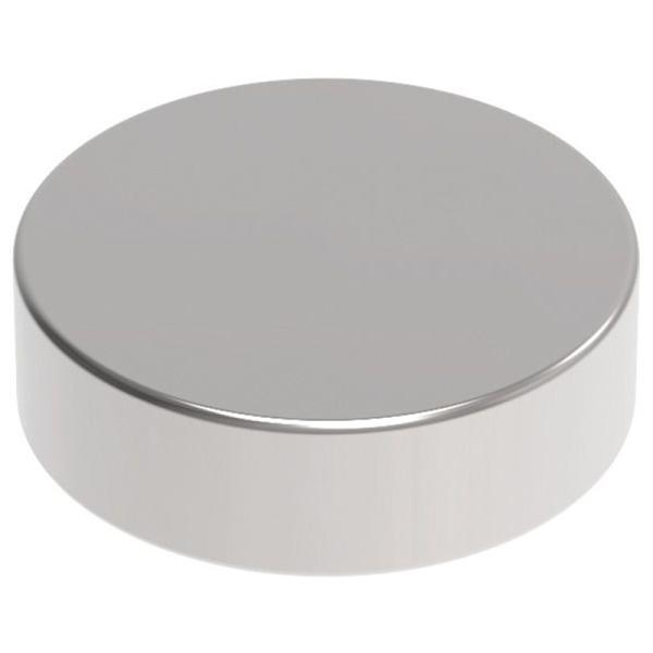 Aimant néodyme, pastille, diamètre: 10 x (H)3 mm, lot de 10 - Photo n°1