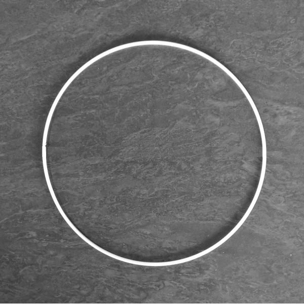 Anneau   attrape rêves Cercle métallique  25 cm pour abat-jour