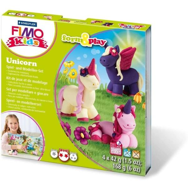 Fimo kids Kit de modelage Form & Play