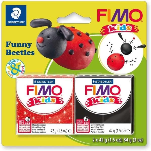 Fimo kids Kit de pâte à modeler