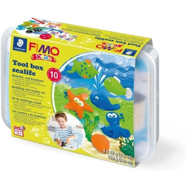 Fimo Kids - Kit de modelage Tool box