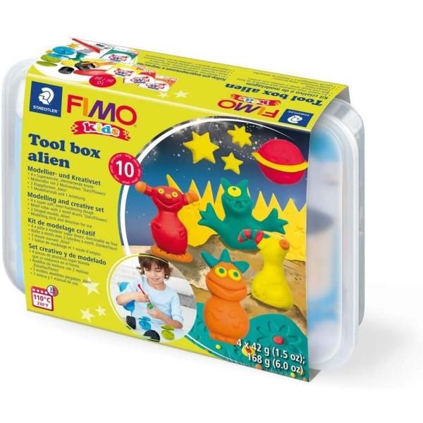 Fimo kids Kit de modelage Tool box