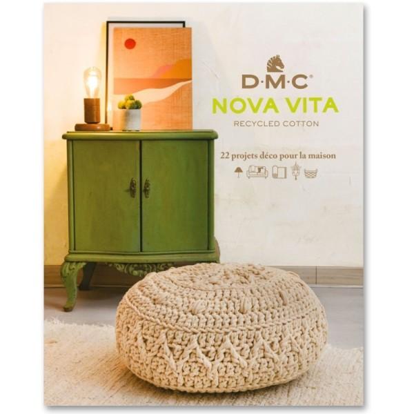 Livre Art du fil DMC - Nova Vita n°3 - 22 projets - Photo n°1