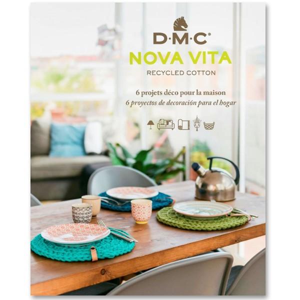 Livre Art du fil DMC - Nova Vita n°2 - 6 projets - Photo n°1