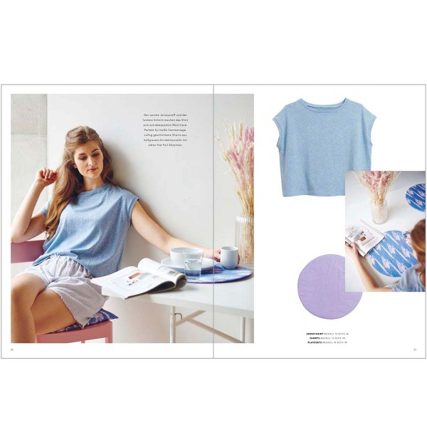 Livre de Couture Rico Desgin n°11 - Transformation - 64 pages - Photo n°4