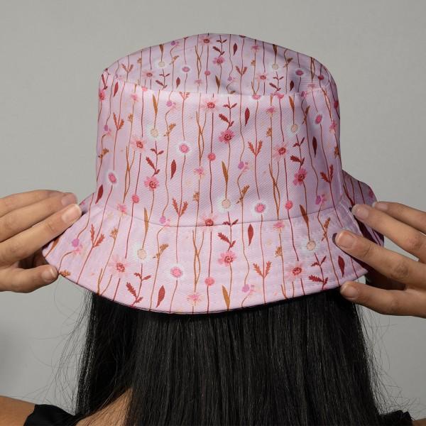 Tissu Toile de coton Transformation Rico Design - Fleurs des champs - Vendu par 10 cm - Photo n°2