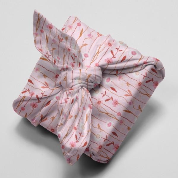 Tissu Toile de coton Transformation Rico Design - Fleurs des champs - Vendu par 10 cm - Photo n°4