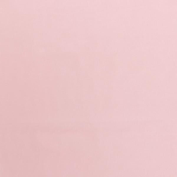 Tissu Toile de coton Transformation Rico Design - Uni Rose - Vendu par 10 cm - Photo n°1