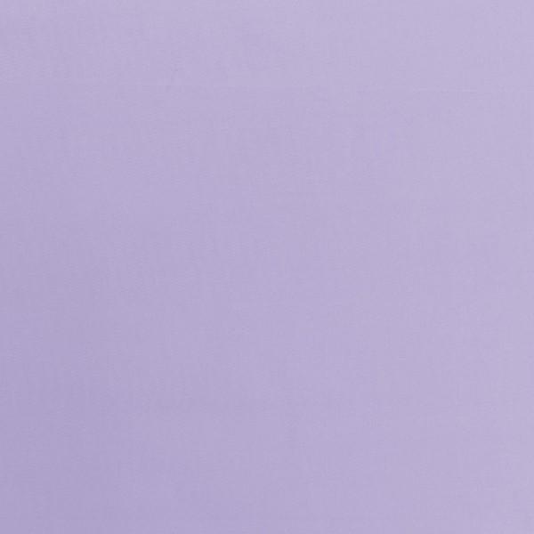 Tissu Toile de coton Transformation Rico Design - Uni Lila - Vendu par 10 cm - Photo n°1