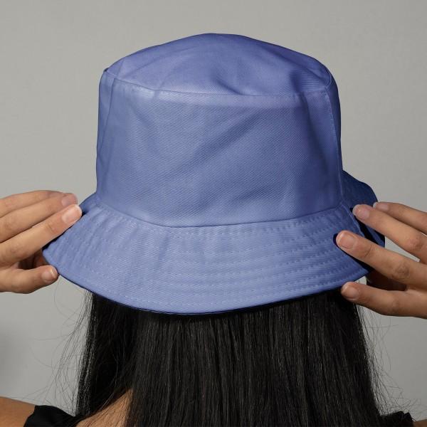 Tissu Toile de coton Transformation Rico Design - Uni Lavande - Vendu par 10 cm - Photo n°2