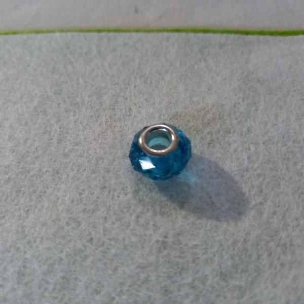Perle en cristal, 1.5cm - Photo n°1