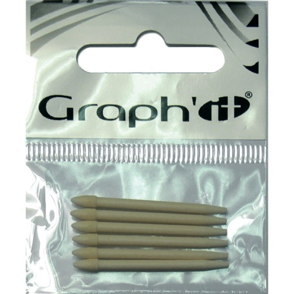 Graph'it Sachet de 6 pointes fines - Photo n°1