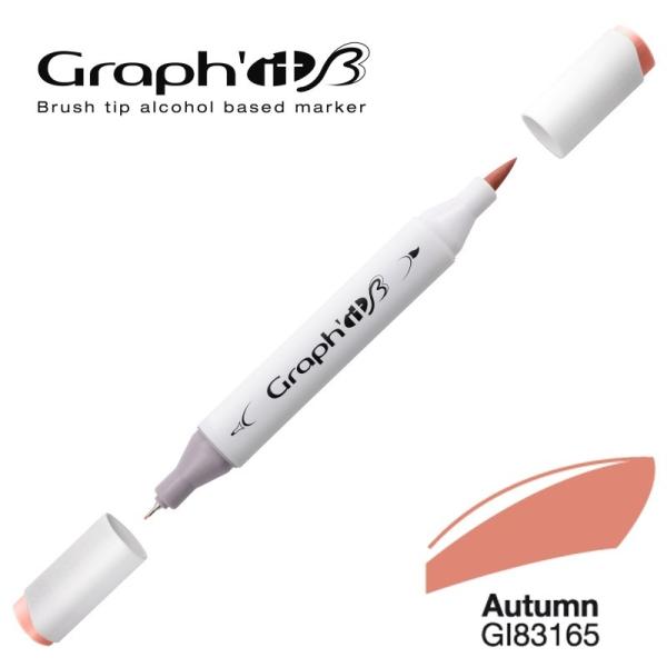Graph'it brush marqueur à alcool 3165 - Autumn - Photo n°1