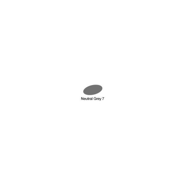 Graph'it marqueur à alcool 9507 - Neutral grey 7 - Photo n°2