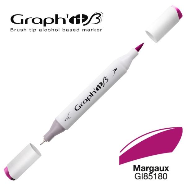 Graph'it brush marqueur à alcool 5180 - Margaux - Photo n°1