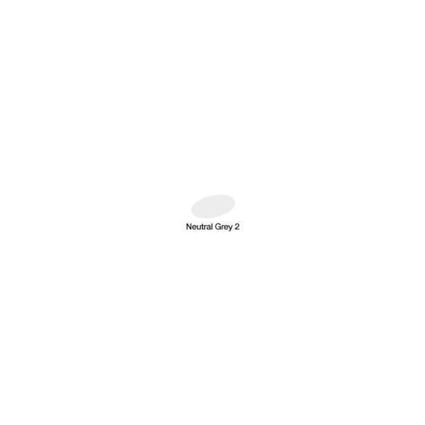 Graph'it marqueur à alcool 9502 - Neutral grey 2 - Photo n°2