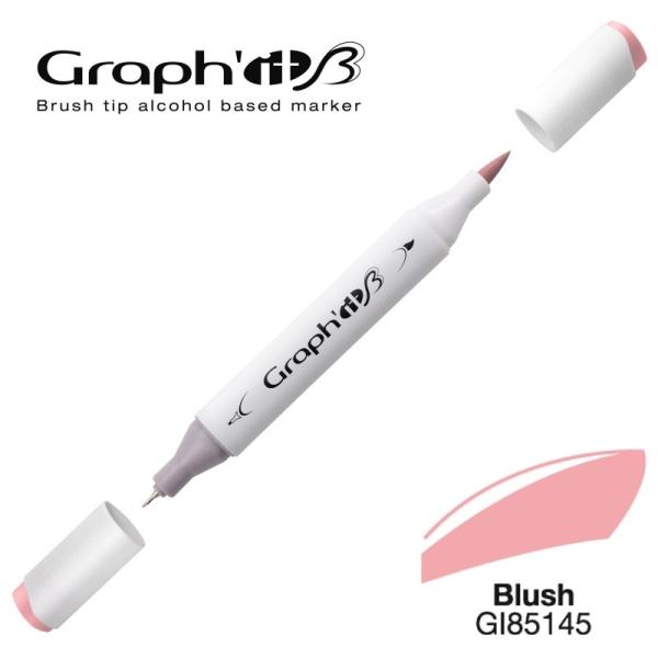 Graph'it brush marqueur à alcool 5145 - Blush - Photo n°1