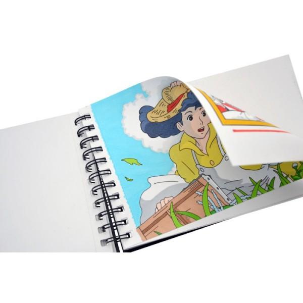 Graph'It Artbook double face A4 - 80 pages 300g - Photo n°2
