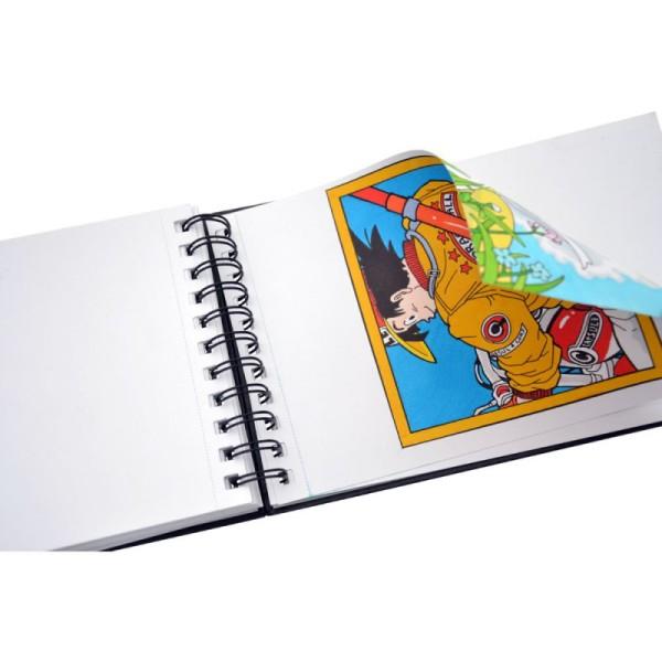 Graph'It Artbook double face A4 - 80 pages 300g - Photo n°3