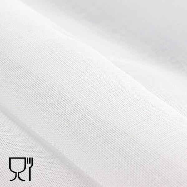 Tissu tulle alimentaire recyclable et compostable - Vendu par 10 cm - Photo n°1