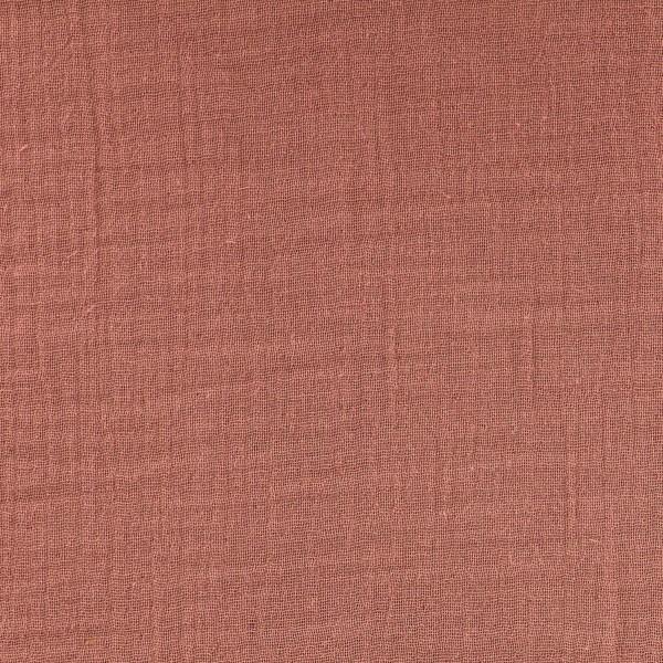 Tissu double gaze de coton - Vendu par 10 cm - Photo n°4