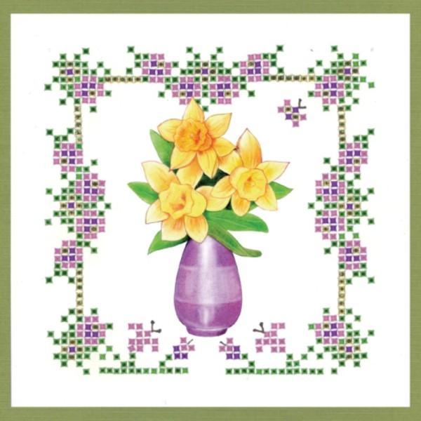 Kit Sparkles Set 51 - Fleurs de printemps - Photo n°2