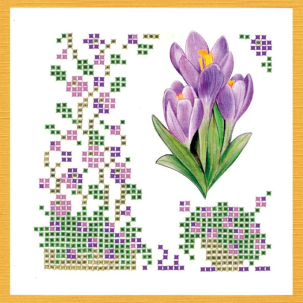 Kit Sparkles Set 51 - Fleurs de printemps - Photo n°3