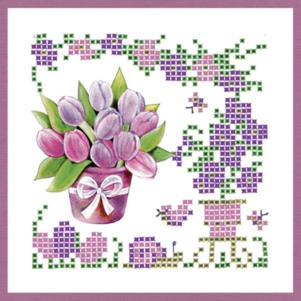 Kit Sparkles Set 51 - Fleurs de printemps - Photo n°4