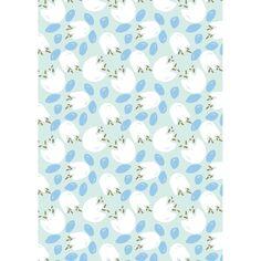 Décopatch n°845 - Fleurs blanches - 1 feuille