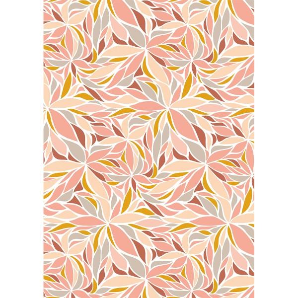 Assortiment Décopatch Texture - Line Art - 4 feuilles - Photo n°5