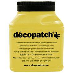 Vernis contact alimentaire Décopatch - 180 ml