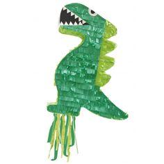 Piñata à remplir - Dinosaure - 8,5 cm x 34 cm x43,5 cm