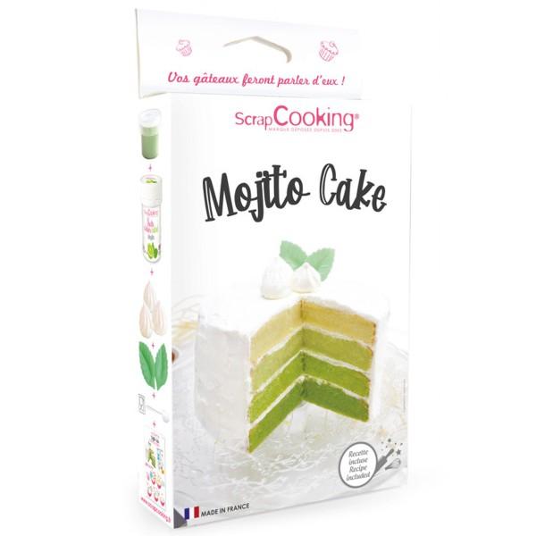 Kit Mojito Cake Scrapcooking - Photo n°1