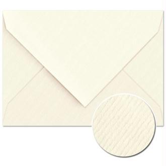 Enveloppe doublée Vergé de France 114 x 162 Blanc x 25