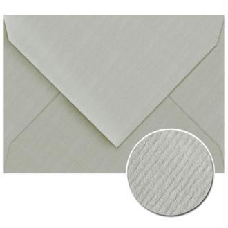 Enveloppe doublée Vergé de France 114 x 162 Gris souris x 25