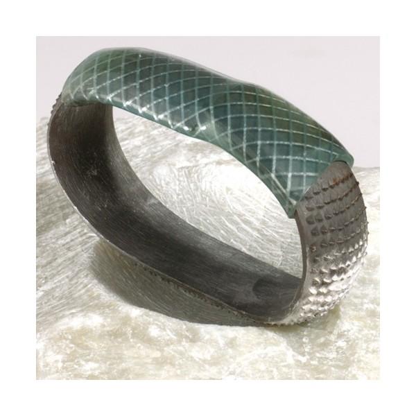 Grifloir à main pour Sculpture de pierre, 11 cm x 8,5 cm, - Photo n°2