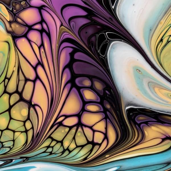 Médium Ultimate Pouring Pébéo - 500 ml - Photo n°4
