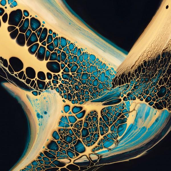 Médium Ultimate Pouring Pébéo - 1 L - Photo n°6