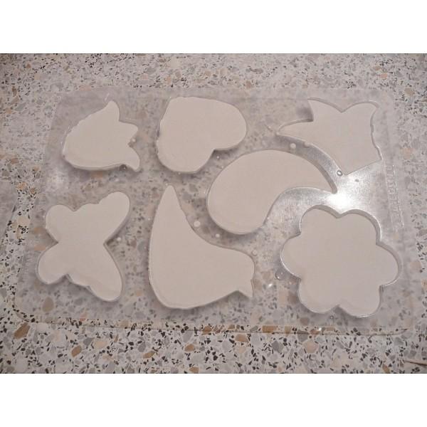Plâtre de moulage, Reliefco 250, Petit paquet de 1 kilo - Photo n°3