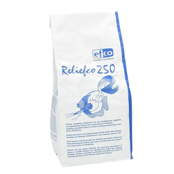Plâtre de moulage, Reliefco 250, Petit paquet de 1 kilo - Photo n°1