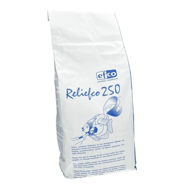 Plâtre de moulage, Reliefco 250, gros paquet de 5 kilos - Photo n°1