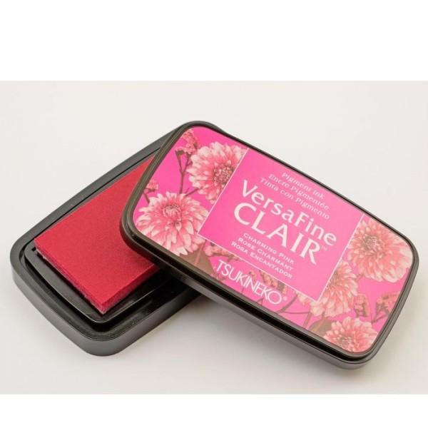 Encre Versafine claire Charming pink - Tsukineko - Photo n°1