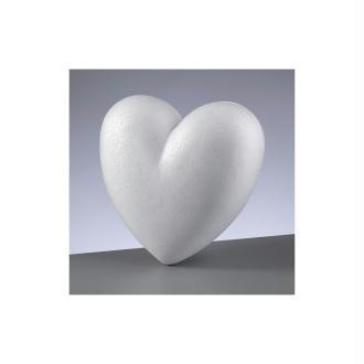 Coeur 3D polystyrène séparable 15 cm, densité supérieure