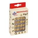 Pointes Alphabet M à Z, lot de 16, pr pyrograveur à main Efco ou Pebaro - Photo n°1