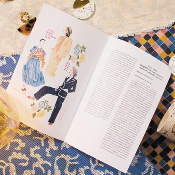 Livre couture - Les cahiers Artesane N°4 - Drôles de femmes - Photo n°2