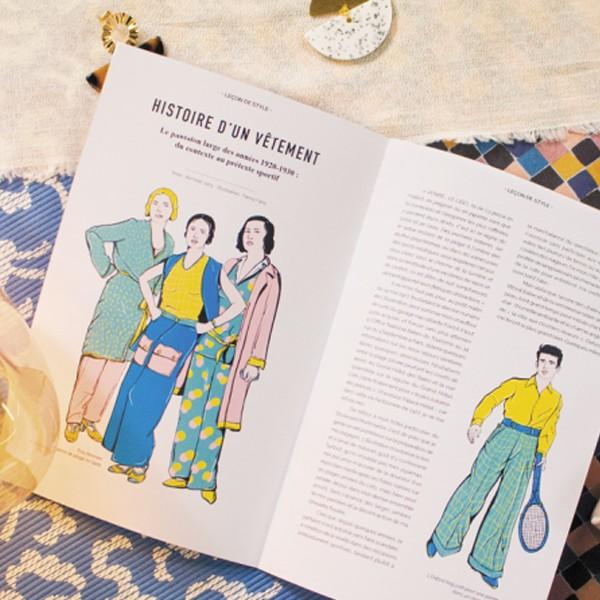 Livre couture - Les cahiers Artesane N°4 - Drôles de femmes - Photo n°5