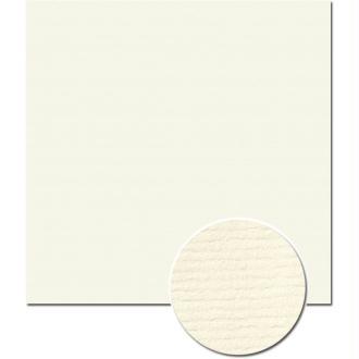 Papier Vergé de France carte 130 x 130  Blanc x 25