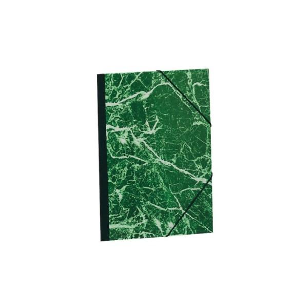 Carton Dessin - Papier Marbré Verni - 32 X 45 Cm - Exacompta - Photo n°1